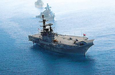 中国航母或将在明年服役 天津 号成名字候选 图
