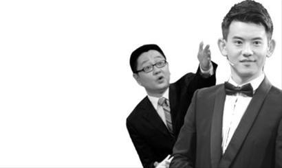 """电视职场真人秀成商家又一""""点金石"""".资料图片-花大钱打广告不如图片"""