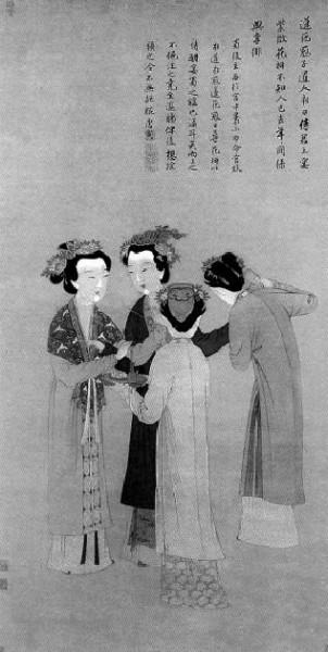 揭秘唐伯虎画春宫图 唐寅是春宫文化代表人物图片