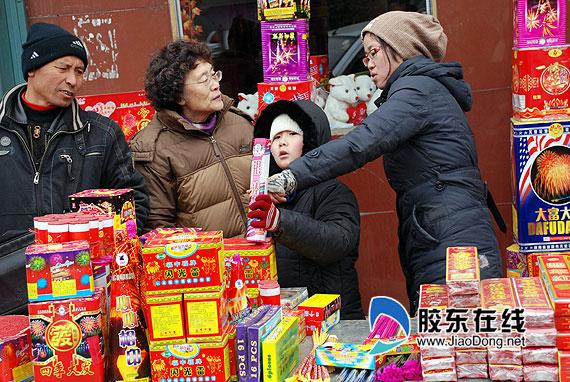 严禁组织学生校外扫雪 烟花销售须远离学校 图图片