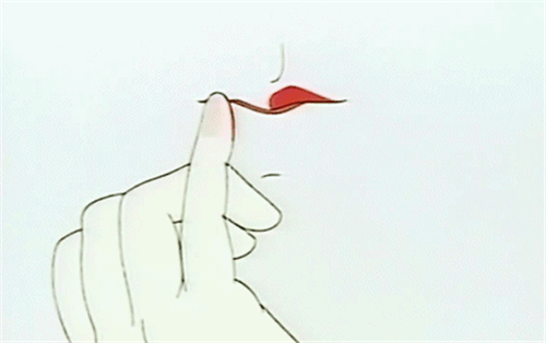 """做枚令人""""唇唇""""欲动的妹子,这个秋天YSL夹心唇膏来帮你!"""
